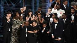 'Moonlight' Wins Oscar For Best Picture After Huge