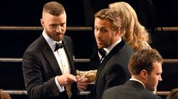 Timberlake And Gosling's Mickey Mouse Club Reunion = A