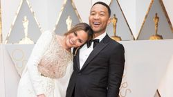 Chrissy And John Win Couple Of The Year At Oscars, 'Cause