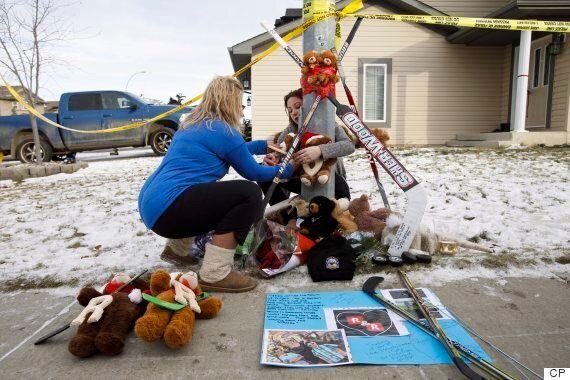 Spruce Grove Murder-Suicide: Mother Of Slain Boys Speaks