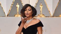 The Goddesses Of 'Hidden Figures' Set Oscars Red Carpet On