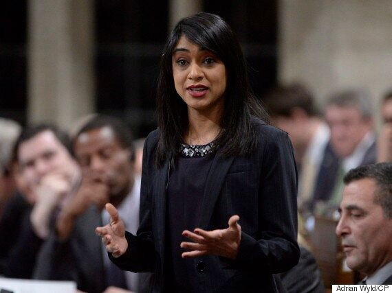 Bardish Chagger Downplays Suggestion Parliament Isn't Venue To Discuss Liberal