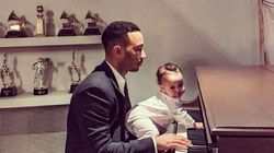 John Legend's Daughter Can't Wait For His Oscars
