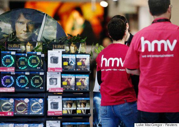 Sunrise Records To Take Over 70 Closed HMV