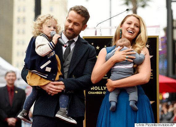 Ryan Reynolds Daughter: Name Of Actor's Second Child Finally