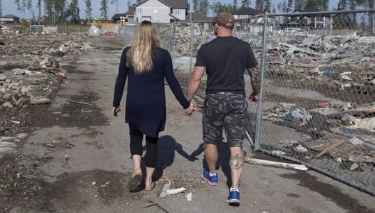 7 Months After 'The Beast:' How Fort Mac Families Are