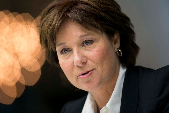 Don't Want More Debt? You 'Don't Live In Real World,' Christy Clark