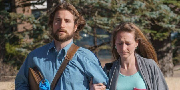David Stephan Testifies At Trial Over Son's