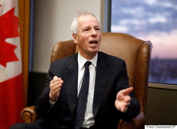 Stephane Dion: Russia Must Join Fight Against 'Bloody' Ideology Of