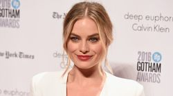Margot Robbie Just Gave Us All The (Wedding Ring)