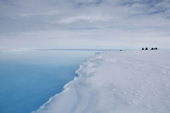 Ice In Antarctica Is Melting Faster Than Scientists