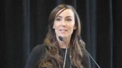 Amanda Lindhout Exits India Speech, 'Sick' At Offensive