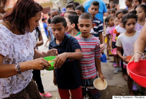 Venezuela Food Shortages See Nearly 75 Per Cent Of People Lose Average Of 19