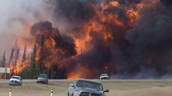 Fort Mac Wildfire Named Canada's News Story Of The