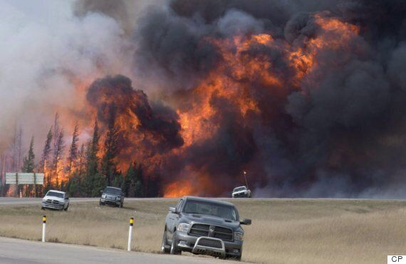 Fort McMurray Wildfire Named Canadian News Story Of The