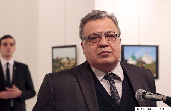 Burhan Ozbilici Describes Assassination Of Russian Ambassador To