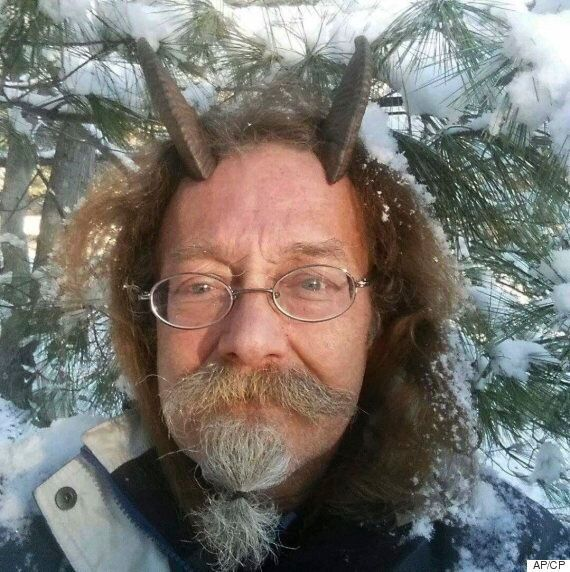 Pagan Priest Gets Green Light To Wear Goat Horns In License