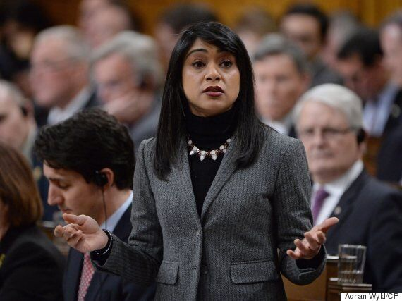 Bardish Chagger Says House Of Commons Isn't Place To Discuss Liberal