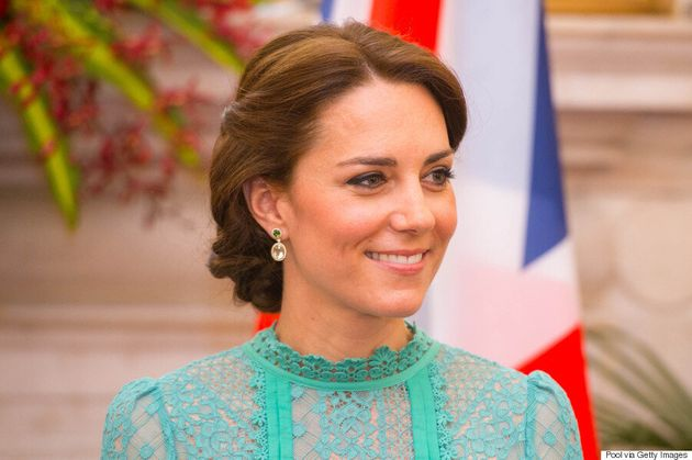 Kate Middleton Stuns In Glamorous And Temperley London Dresses On Day 3 Of Royal Tour In