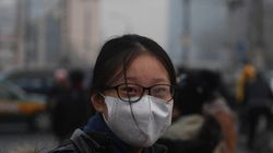 Massive Blanket Of Smog Shuts Down 700 Beijing