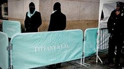 Tiffany Branded Barricade At Trump Tower Is Latest Sign Of