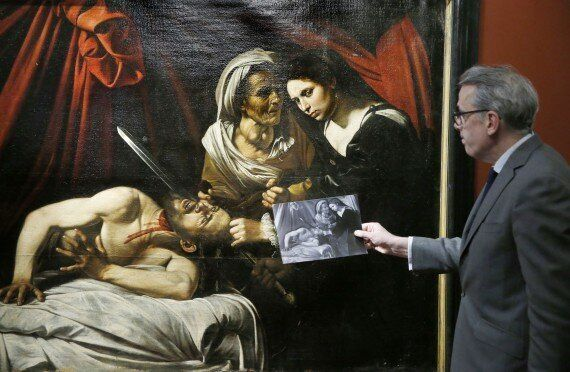 Possible Caravaggio Painting Found In French Attic After 150