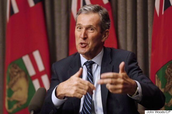 Brian Pallister Will Spend Up To 8 Weeks A Year In Costa