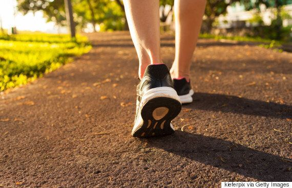 How Many Steps A Day Should You Be