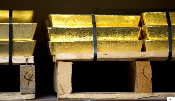 Canadian Mint Employee Allegedly Hid $180K Worth Of Gold In His