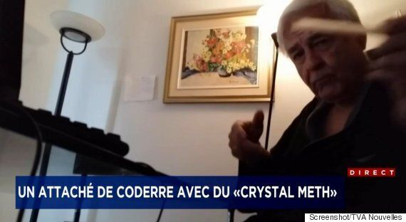 Jean-François Thibault, Staffer To Montreal Mayor Denis Coderre, Fired For Reportedly Smoking Crystal