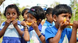 Breaking Through The Hunger Barrier So Kids Can