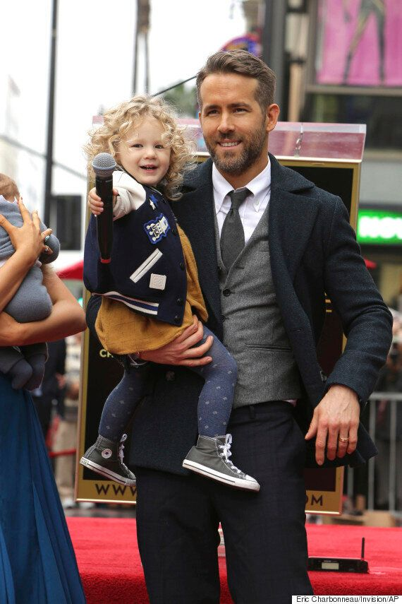 Ryan Reynolds Daughter: James Is the Spitting Image Of Her