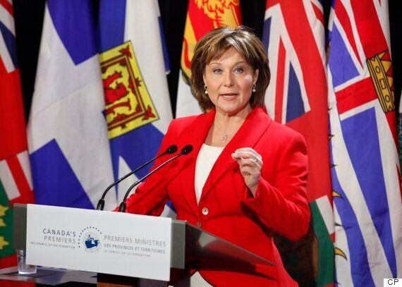 Christy Clark's Claim B.C. Will Pay Twice As Much For Carbon Has Some