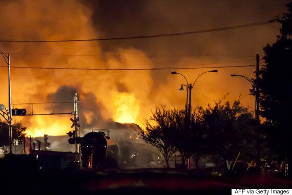 Lac Megantic Financial Settlement Doesn't Satisfy About 400