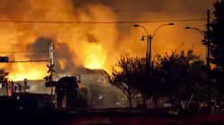 Hundreds Contest Lac Megantic Settlement