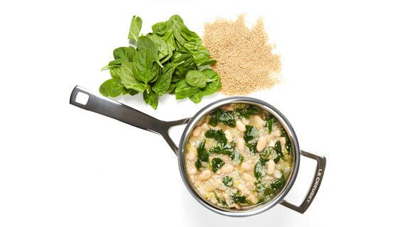 Go Green With These 10 Delicious Spinach