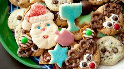 Santa-Worthy Holiday Cookie