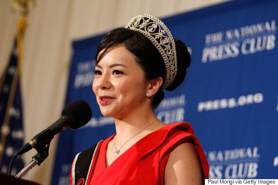 Anastasia Lin, Canadian Beauty Queen And Human Rights Advocate, Gets Second Shot At Miss World