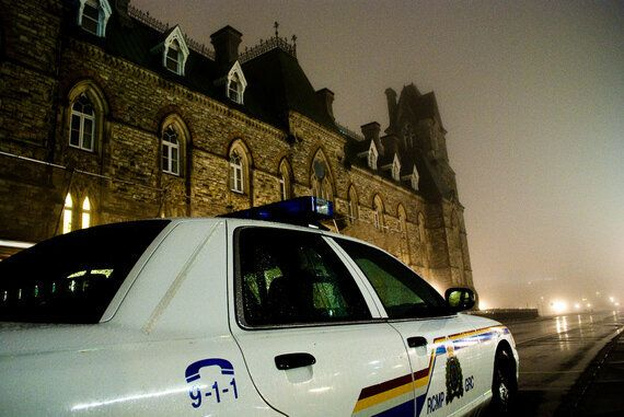 Don't Let The Police Steal Canada's National Security