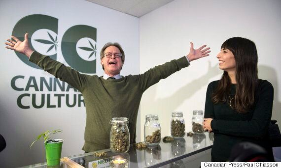 Montreal Sees 8 Marijuana Shops Open In One Day; Backers Admit They're
