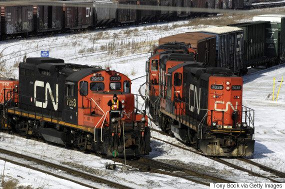 CN Rail Disputes Report It Overcharged Taxpayers By Up To