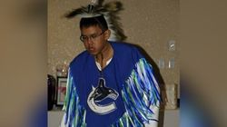 B.C. Dancer's Custom Canucks Regalia Stolen From