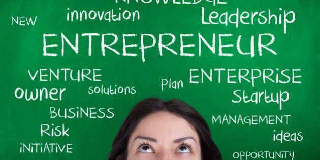 Entrepreneur, starting new business, leadership