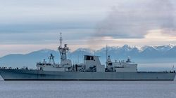 New Land-Strike Missiles Make Canadian Navy A Nimbler