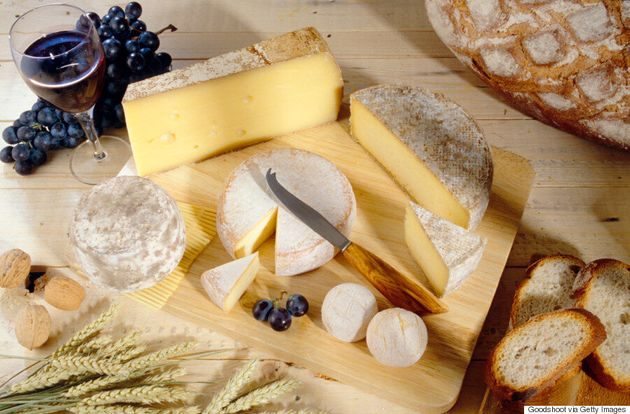Cheese Might Actually Be Good For Your Health: