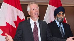 Liberals Mull Sending Peacekeepers To