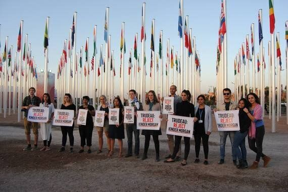 Canada's Youth Inclusion At COP22 Was A Mere Photo