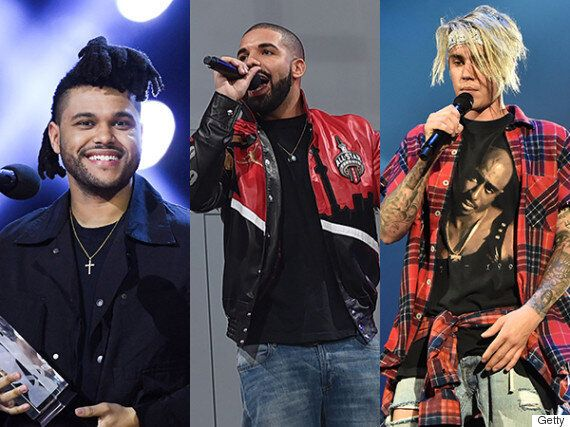 The Weeknd, Justin Bieber And Drake Lead 2016 Billboard Music Awards