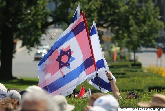Criticizing Israel Isn't Anti-Semitism In A Modern