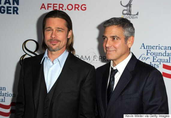 George Clooney Had No Idea Angelina Jolie Filed For Divorce From Brad